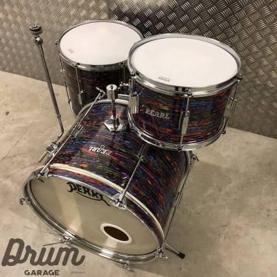 70's Pearl Drumkit - Light Blue Pearl